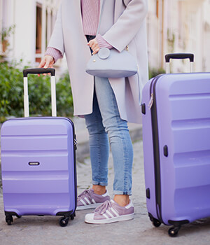 Discover Our Luggage Sets
