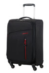 Litewing 4-wheel cabin baggage Spinner suitcase Expandable 55x35x23cm