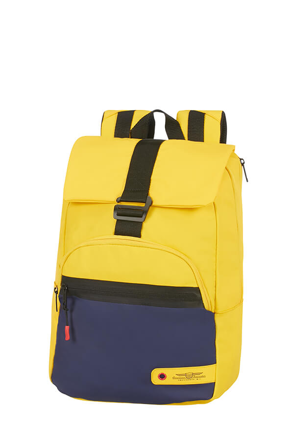 City Aim Laptop Backpack Coated  14.1&#8243