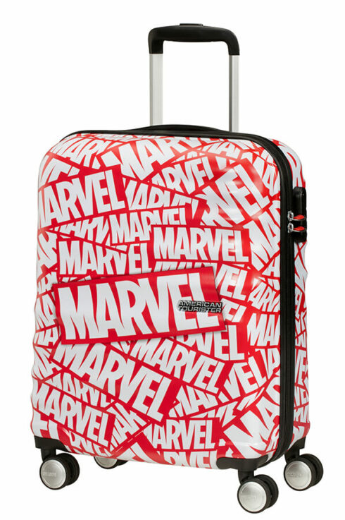 Wavebreaker Disney 4-wheel cabin baggage Spinner suitcase 55cm